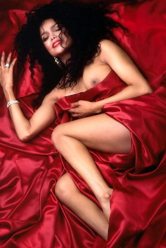 Latoya Jackson Nude Playboy