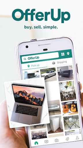 OfferUp - Buy. Sell. Offer Up screenshot