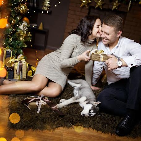 Fotógrafo de bodas Aleksandra Romanchenko (photo2012). Foto del 15.01.2018