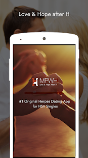 Herpes Positive Singles Dating- screenshot thumbnail