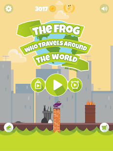 The Frog Who Travels- screenshot thumbnail