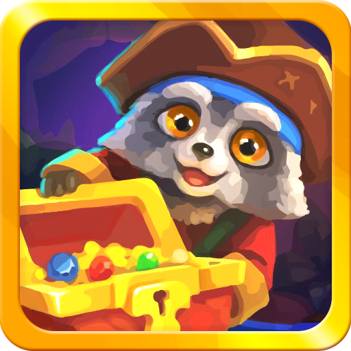 Rac \'s Adventure: The Pirate Island - Match 3 file APK for Gaming PC/PS3/PS4 Smart TV