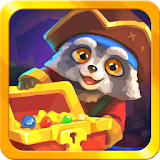 Rac \'s Adventure: The Pirate Island - Match 3 Apk Download Free for PC, smart TV