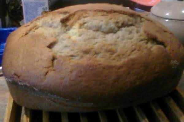 Just Out Of The Oven.