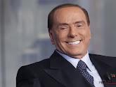 """Silvio Berlusconi ambitieux avec son nouveau club : """"Viser le sommet de la Serie B"""""""
