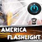 America Flashlight Icon