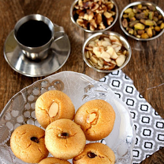 Sekerpare – Turkish Soft Cookies in Sugar Syrup (Egg less Recipe).