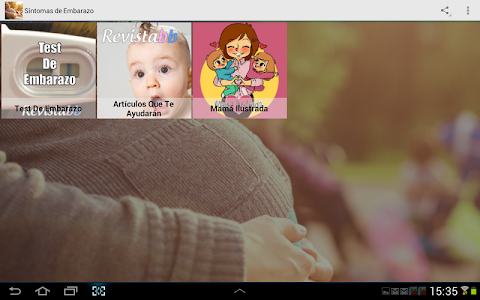 Síntomas de Embarazo screenshot 11