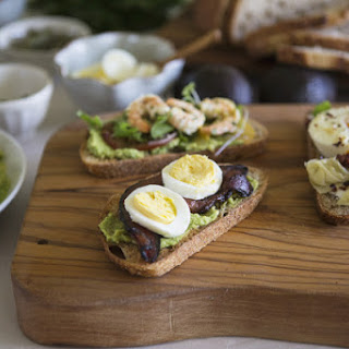 Create an Avocado Toast Bar for Mother'S Day Brunch! Recipe