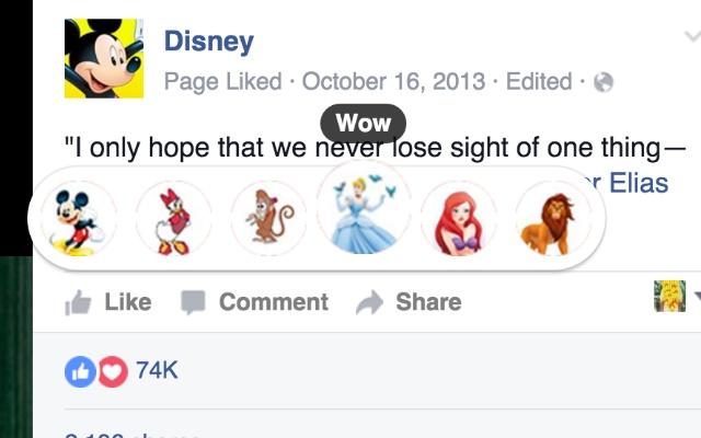 Disney Reactions
