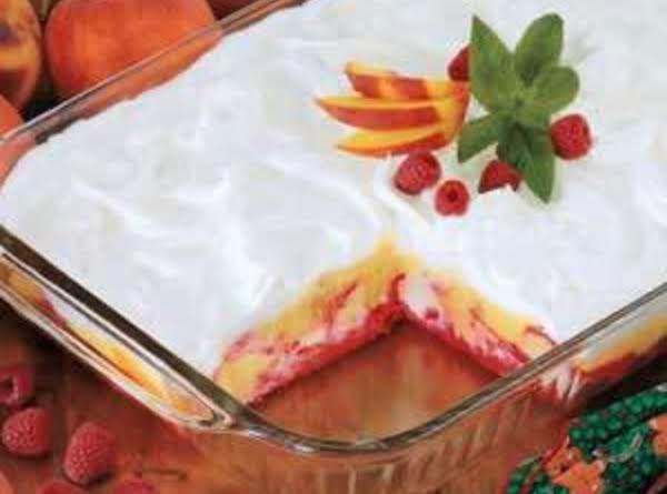 Raspberry Peach Delight