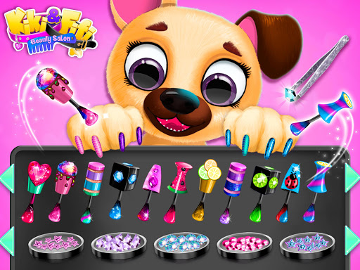 Kiki & Fifi Pet Beauty Salon - Haircut & Makeup apkpoly screenshots 14