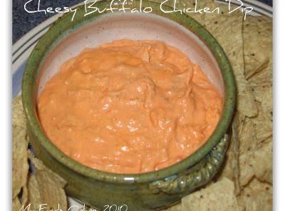 Game-day Buffalo Chicken Dip Recipe