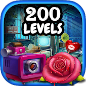 200 levels hidden objects free Secret House