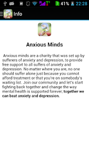 Anxious Minds- screenshot thumbnail