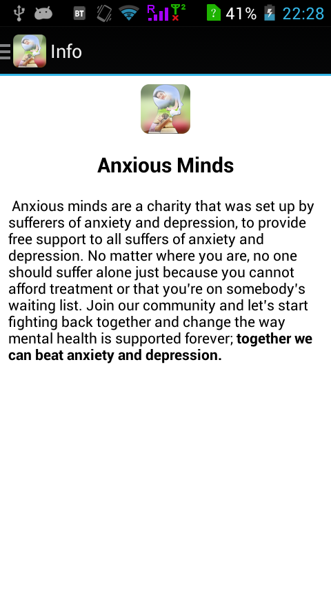 Anxious Minds- screenshot