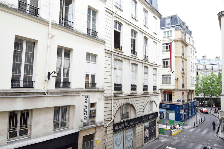 Exterior of 2 bedroom Apartment at Clery Street, Montorgueil