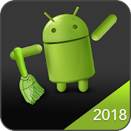 Ancleaner, Android cleaner APK icon