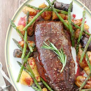 Slow Roasted Beef Tenderloin Recipe