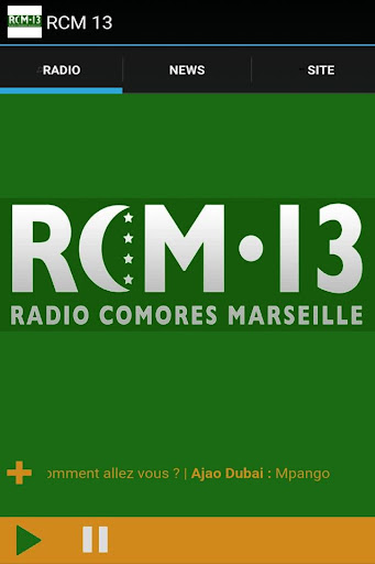 Radio RCM 13