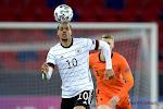Lukas Nmecha toont zich op het EK U21