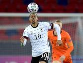 Nmecha was al twee keer trefzeker voor Duitsland in de groepsfase