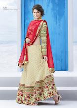 Photo: CODE: 6715 3 PCS Designer Lehenga Saree . Price : USD 148