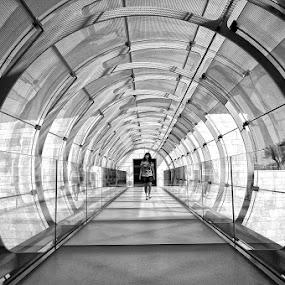 Vértigo by Fernando Alves Fotografia - Buildings & Architecture Bridges & Suspended Structures