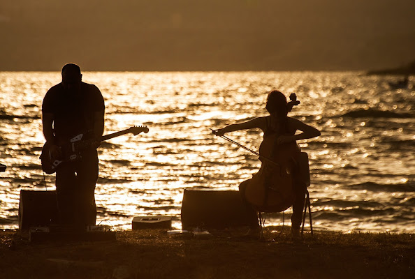 Music for sunset di Francesco_Segantini