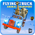 Flying Truck: Animal Transport icon