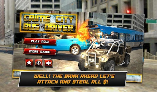 Crime City Jeep- screenshot thumbnail