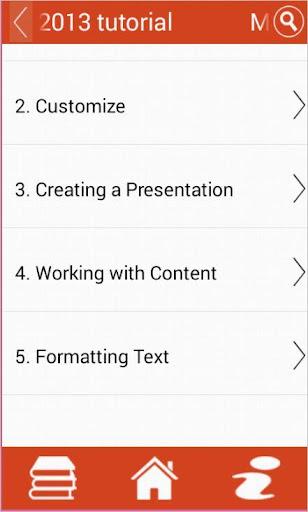MS PowerPoint2013 tutorial