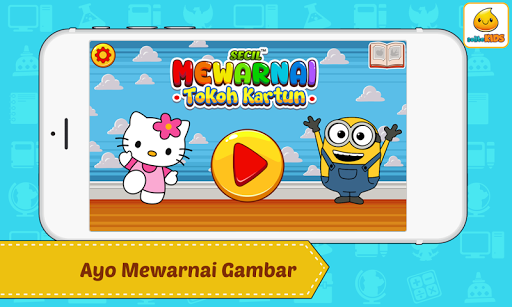 Mewarnai Kartun 1.0.3 screenshots 1