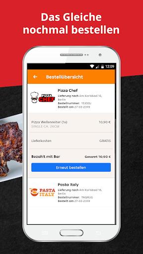 LIEFERHELD | Order Food screenshot 5