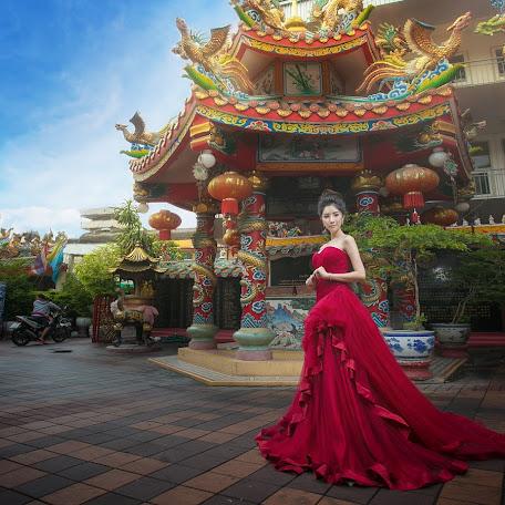 Wedding photographer Jenwich Benjapong (JenwichBenjapon). Photo of 11.07.2016