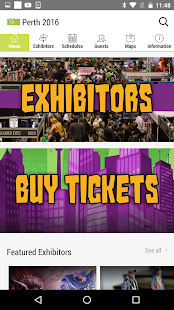 Oz Comic-Con 2017 - náhled
