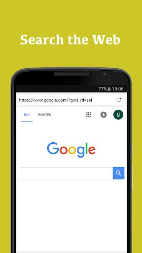 Surf Browser 4.8.2 screenshots 3
