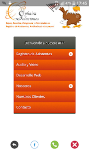 Registro de Asistentes screenshot 1