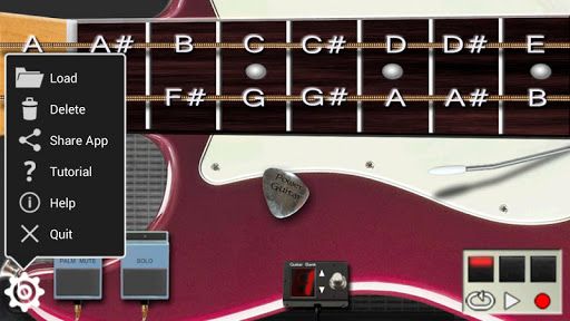 Power guitar HD ud83cudfb8 chords, guitar solos, palm mute 3.3.5 screenshots 4
