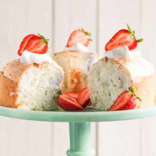 Healthy Angel Food Cake.