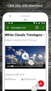 Video Downloader Apk Download For Android 1