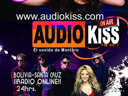 audiokiss- screenshot thumbnail