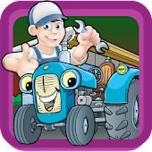 Tractor Repair Shop Mechanic