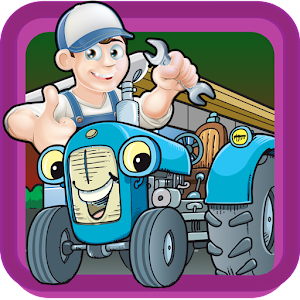 Tractor Repair Shop Mechanic for PC and MAC