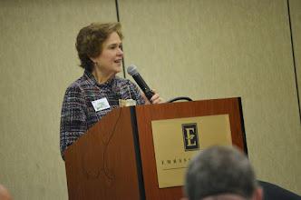 Photo: Mary Ann Blankenship, Executive Director, Kentucky Education Association