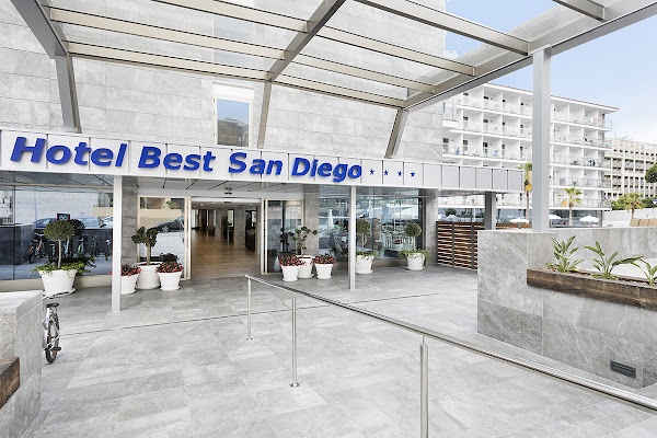 Hotel Best San Diego **** | Salou | Official Web