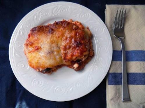 My Beef Lasagna