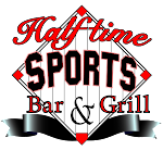 Logo for Halftime Sports Bar & Grill