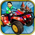 Xtreme Buggy Racing Real Beach Icon
