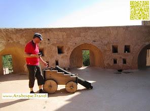 Photo: Jabrin Castle Oman